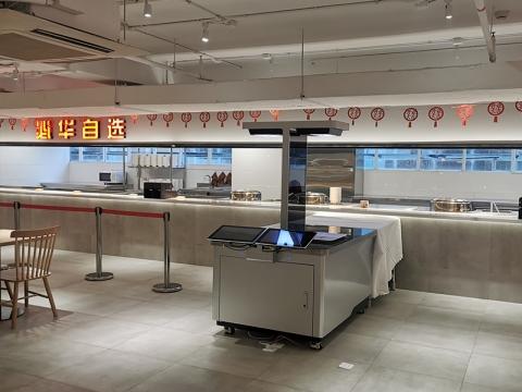 智慧食堂管理系统